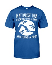 Amazing T-shirts for Horse Lovers Classic T-Shirt front