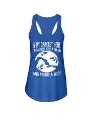 Amazing T-shirts for Horse Lovers Ladies Flowy Tank front
