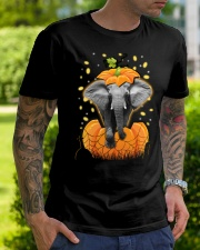 Elephant Halloween Shirts Classic T-Shirt lifestyle-mens-crewneck-front-7