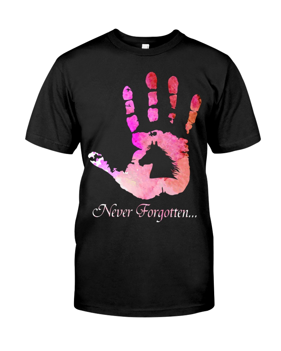 Love Horse Tshirt Classic T-Shirt