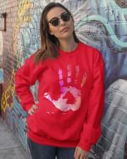 Love Horse Tshirt Crewneck Sweatshirt lifestyle-unisex-sweatshirt-front-3