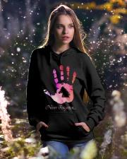 Love Horse Tshirt Hooded Sweatshirt lifestyle-holiday-hoodie-front-5