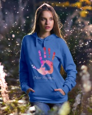 Love Horse Tshirt Hooded Sweatshirt lifestyle-holiday-hoodie-front-5