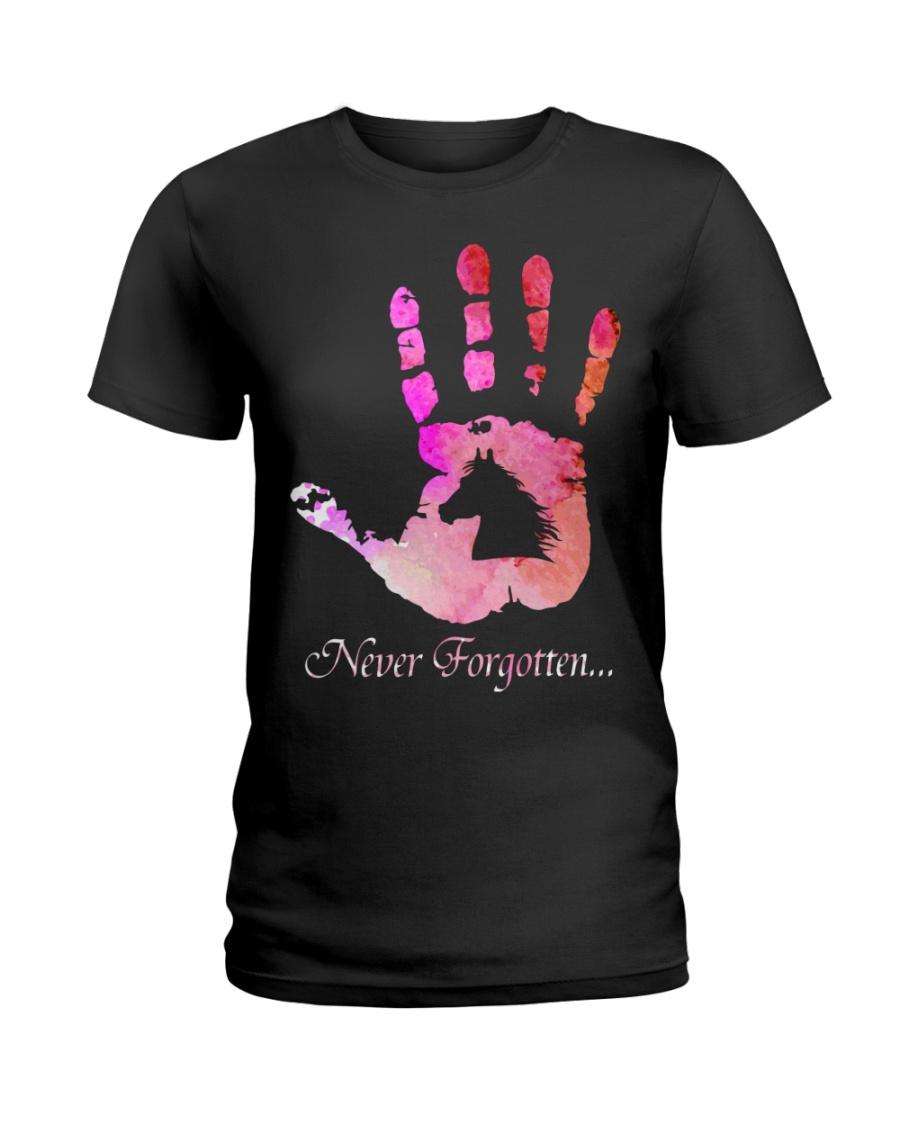 Love Horse Tshirt Ladies T-Shirt