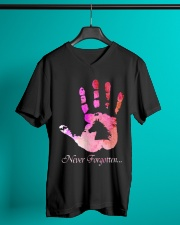 Love Horse Tshirt V-Neck T-Shirt lifestyle-mens-vneck-front-3