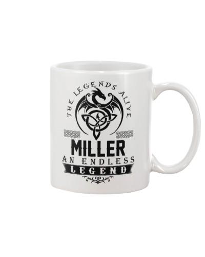 Miller An Endless Legend Alive T-Shirts
