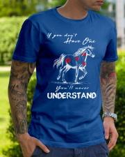 Horse T-Shirt Gift Tee Shirt  Classic T-Shirt lifestyle-mens-crewneck-front-7