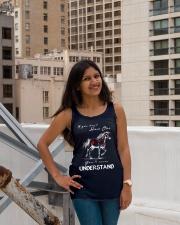 Horse T-Shirt Gift Tee Shirt  Ladies Flowy Tank lifestyle-bellaflowy-tank-front-3