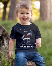 Horse T-Shirt Gift Tee Shirt  Youth T-Shirt lifestyle-youth-tshirt-front-4