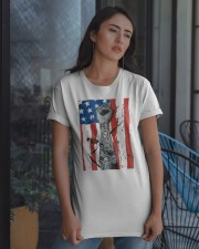 Empower African American Roots T-shirt Classic T-Shirt apparel-classic-tshirt-lifestyle-08