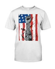 Empower African American Roots T-shirt Classic T-Shirt front