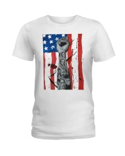 Empower African American Roots T-shirt Ladies T-Shirt thumbnail