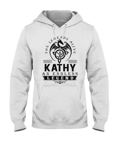 Kathy An Endless Legend Alive T-Shirts