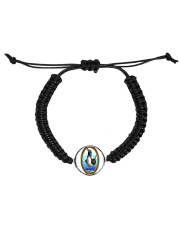 Blue Footed Booby Jewelry Cord Circle Bracelet thumbnail