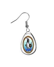 Blue Footed Booby Jewelry Teardrop Earrings thumbnail