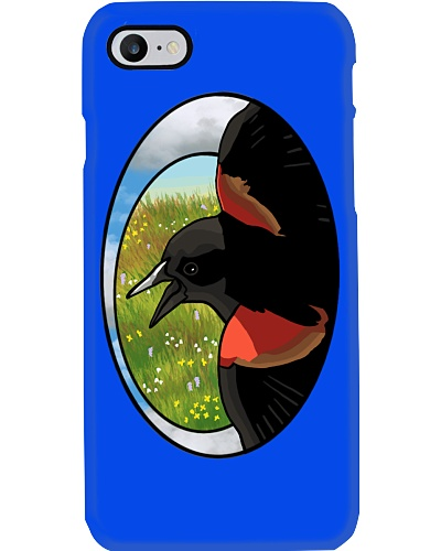 Red Winged Blackbird in Spring Accessories