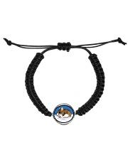 Woodland Mouse Jewelry Cord Circle Bracelet thumbnail