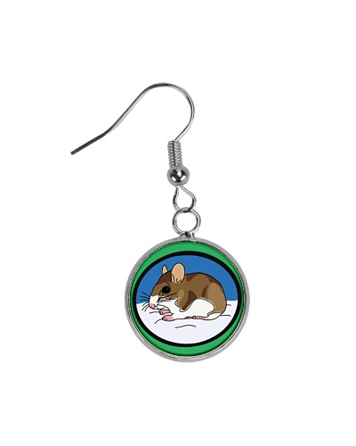 Woodland Mouse Jewelry