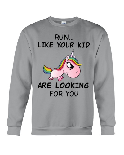 Unicorn Run Like Your Kid