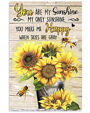 Hippie You Are My Sunshine 16x24 Poster front
