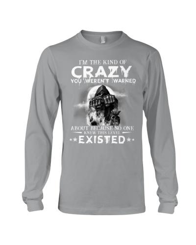 Skull I'm The Kind Of Crazy
