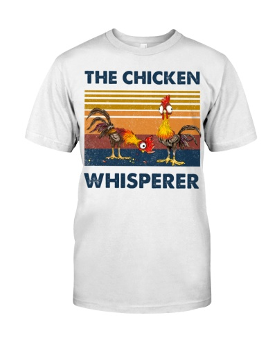 Chicken The Chicken Whisperer