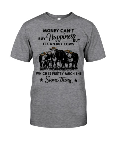 Cow Money Can't Buy Happiness