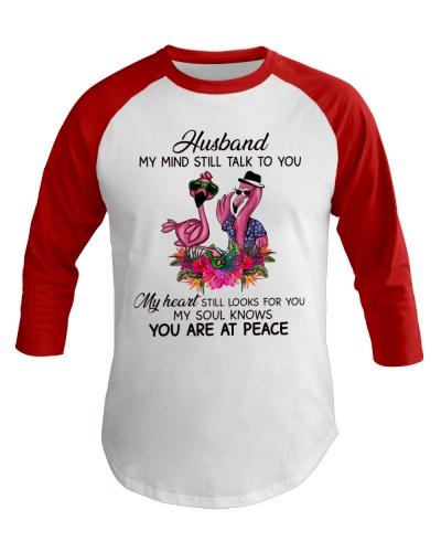Flamingo Husband My Mind Still Talk To You
