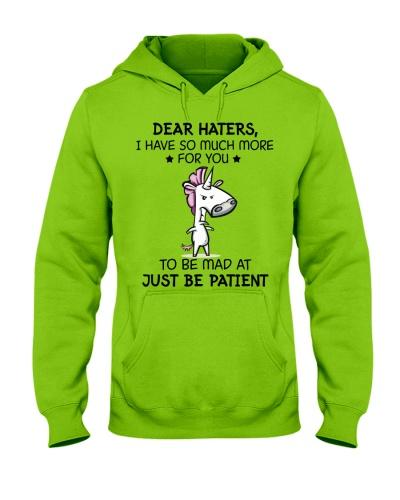 Unicorn Dear Haters
