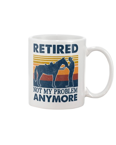 Horse Retired Not Problem