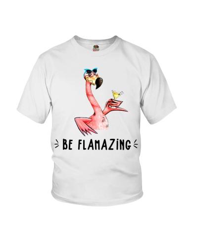 Flamingo Be flamazing