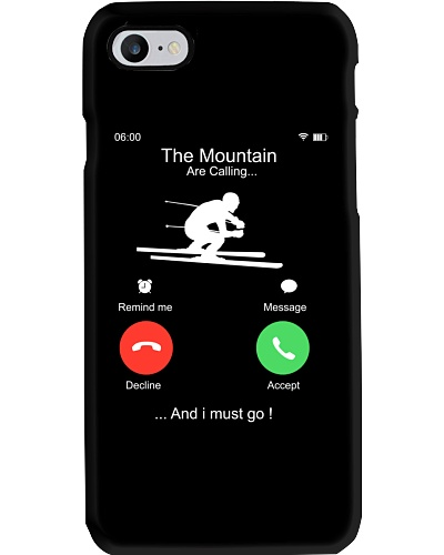 Skiing The mountain is calling