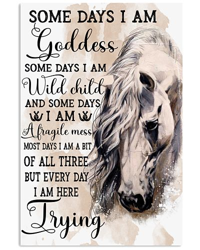 Horse Some Day I Am Godness