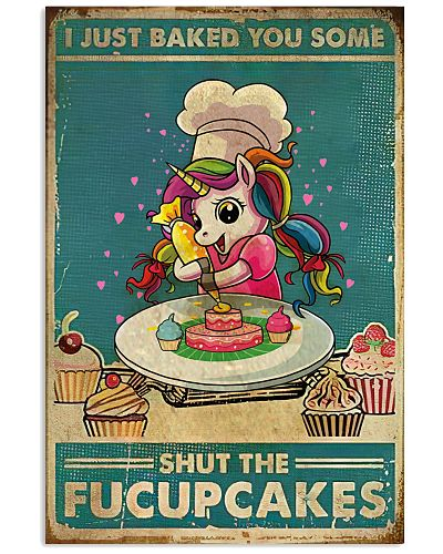 Unicorn I Just Baked You Some