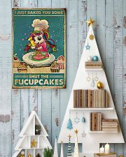 Unicorn I Just Baked You Some  16x24 Poster lifestyle-holiday-poster-2