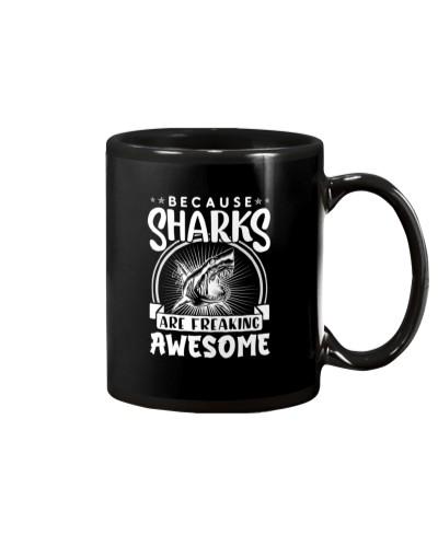 Shark Because Shark