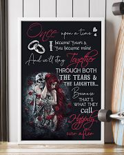 Skull Once Upon A Time  16x24 Poster lifestyle-poster-4