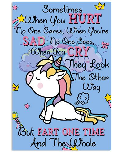 Unicorn Sometime When You Hurt