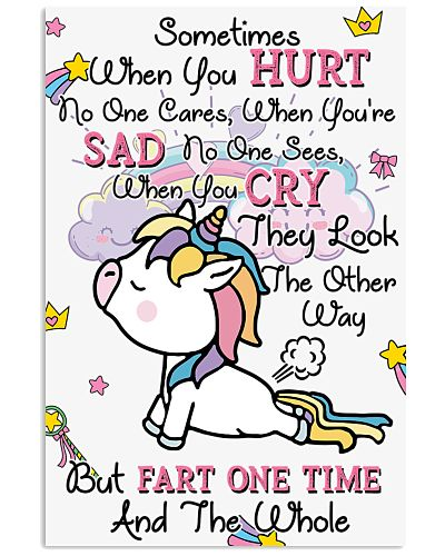Unicorn Sometime When You Hurt