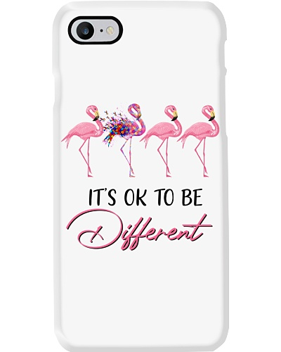 Flamingo It's Ok To Be Different
