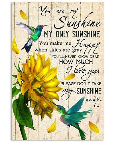 Hippie Bird You Are My Sunshine