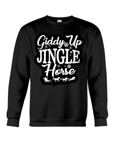 Horse Giddy Up Jingle Horse