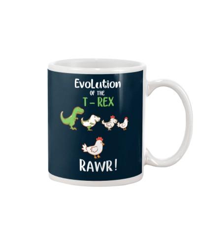 Chicken Evolution of the T-Rex