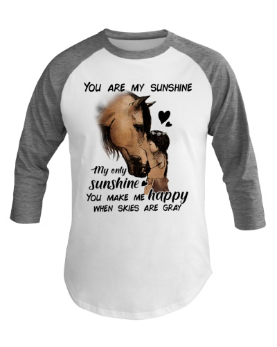 Horse You Are My Sunshine