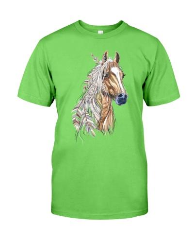 Horse Face Spirit