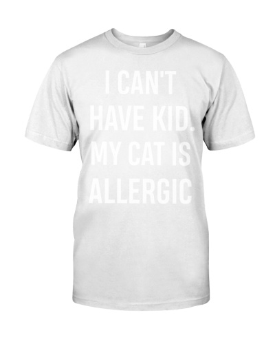 Cat I Can't Have Kid My Cat Is Allergic