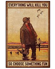 Duck Hunting 16x24 Poster front