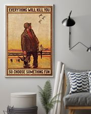Duck Hunting 16x24 Poster lifestyle-poster-1