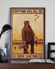 Duck Hunting 16x24 Poster lifestyle-poster-2