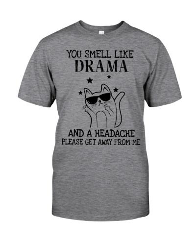 Cat You Smell Like Drama